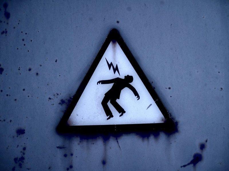 Opasnost' elektricheskogo toka
